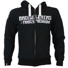 Толстовка черная Yakuza Premium 2827 B