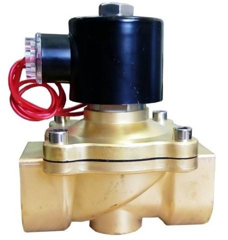 Клапан соленоидный SV-2W-15k N/O-1/2