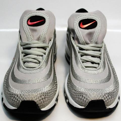 Nike air max 97 модные кроссовки серые женские.