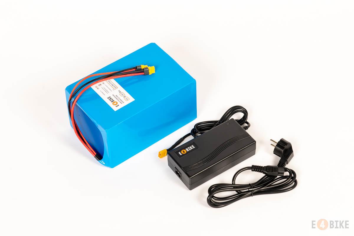 Аккумуляторная батарея LiFePO4 48 В 16.5 Ач