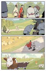 Крестовый поход. Волк. Нити судьбы