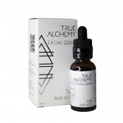 Сыворотка AHA Acids 5,1% (TRUE ALCHEMY)