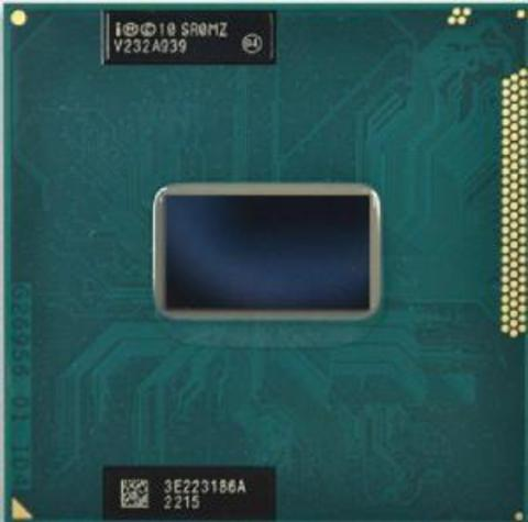 i5-3210M (3M Cache, 3.10 GHz) SR0MZ