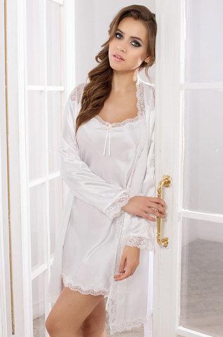 Сорочка женская  MIA-MIA Lady in white Леди в белом 17250
