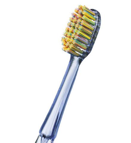Montcarotte. Зубная кисть «Мане» из серии «Импрессионистов»