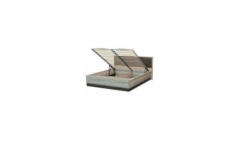 Спальня ВЕРСАЛЬ-2 Кровать с подъёмным механизмом (головной щит Ткань) КД 2.8 (160*200)