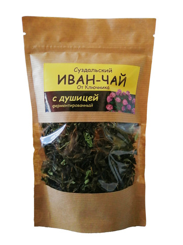 Иван-чай «с душицей»