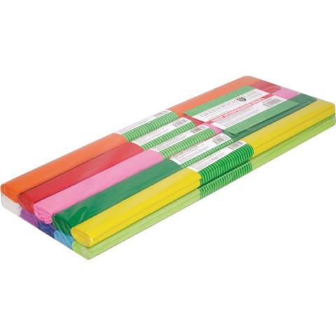 Бумага гофрированная Greenwich Line 10 рулонов 10 цветов 50x250 см