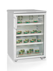 Низкотемпературный шкаф Бирюса 154DN,  -2...-6