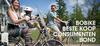 Картинка велокресло Bobike Exclusive tour denim deluxe