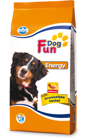 Сухой корм Farmina Fun Dog Energy