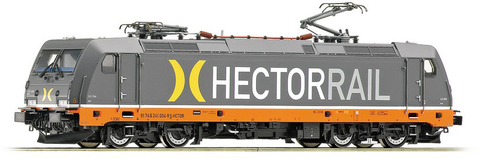 Roco 62507 Электровоз 241 004 HECTORRAIL, 1:87