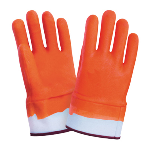 Перчатки морозостойкие МБС (жесткая манжета)