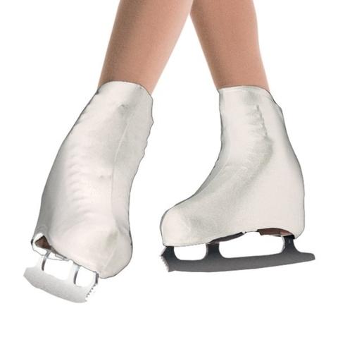 Термо-чехлы на ботинок (белые)