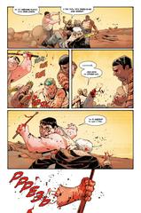 Мертвец Логан. Лимитированная обложка для Комиксшопов - B