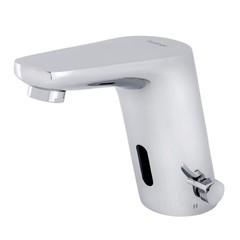 Смеситель для раковины термостатический инфракрасный Raiber Sensor RHL6006N фото