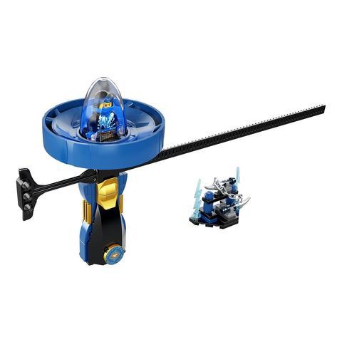 LEGO Ninjago: Джей — мастер Кружитцу 70634 — Jay — Spinjitzu Master — Лего Ниндзяго