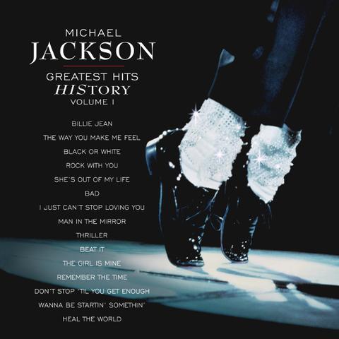 Michael Jackson / Greatest Hits - HIStory Volume I (CD)