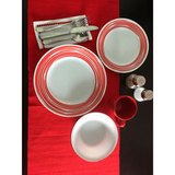 Блюдо сервировочное 828 мл Brushed Red, артикул 1118438, производитель - Corelle, фото 3