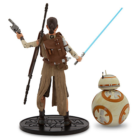 Звездные войны Die Cast фигурка Рей и БиБи-8 — Star Wars Rey and BB-8
