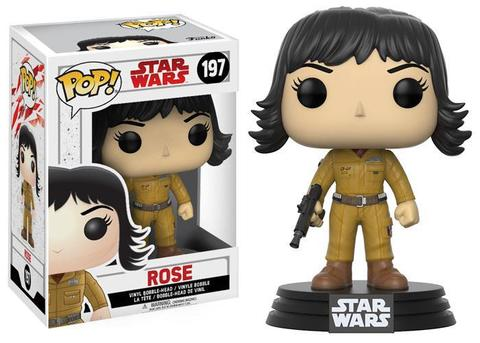 Rose Star Wars Funko Pop! Vinyl Figure || Роуз