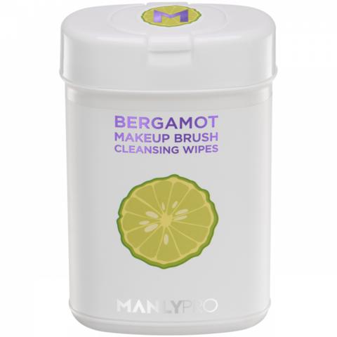 Manly PRO - Эксперс очищающие салфетки с маслом бергамота 50шт