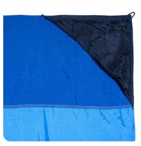 Картинка пляжное покрывало Ticket to the Moon Beach Blanket Purple/Light Blue