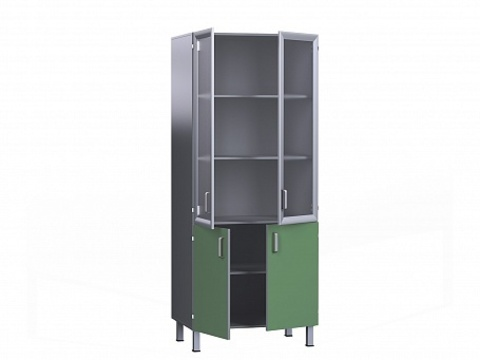 Шкаф медицинский БТ-ШВ-80 - фото