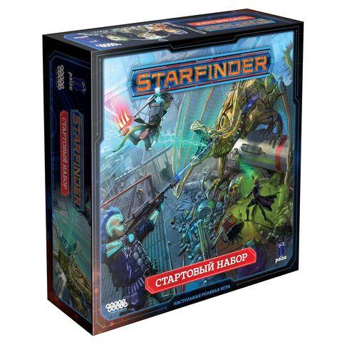 Настольная ролевая игра Starfinder: Стартовый набор