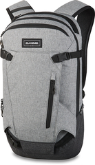 Рюкзак Dakine Heli Pack 12L Greyscale