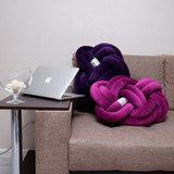 """Декоративная узловая подушка """"Cosmic"""", артикул 1600001180450, производитель - Nice Pillow, фото 2"""