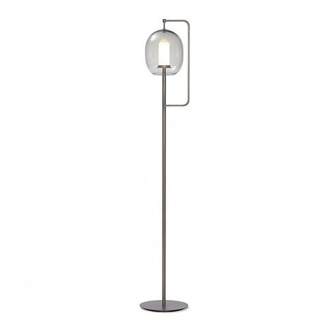 Напольный светильник копия Lantern Light by ClassiCon (черный)