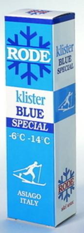 Картинка клистер Rode K10 синий (-6/-14) 60гр