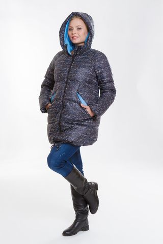 Куртка для беременных 08004 черный