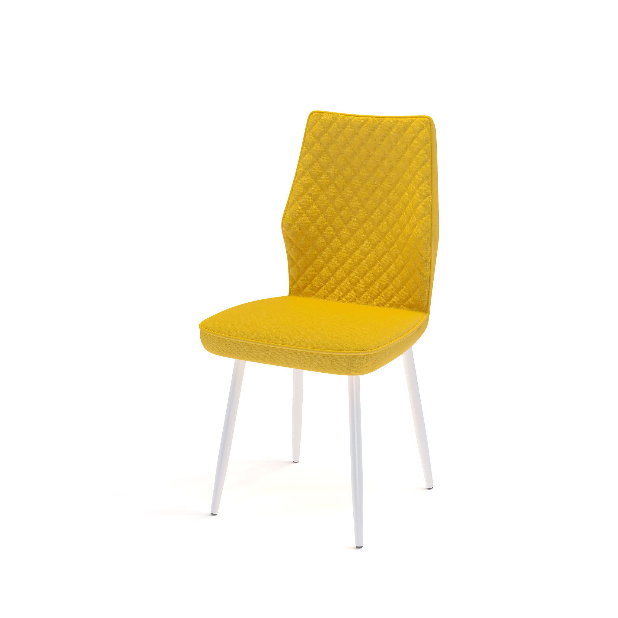 126s-белый-жёлтый