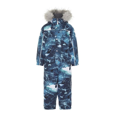 Комбинезон Molo Polaris Fur Frozen Ocean