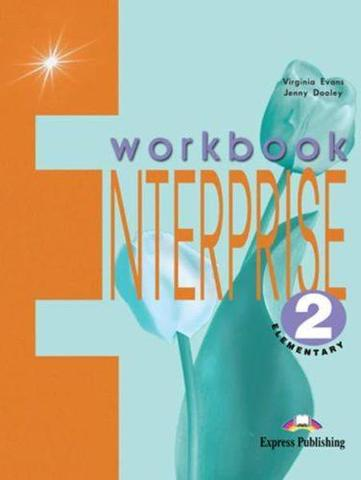 Enterprise 2. Workbook. Elementary. Рабочая тетрадь