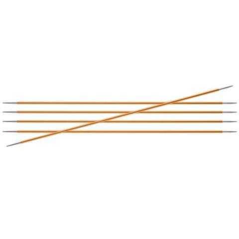 Спицы KnitPro Zing чулочные 2,25 мм/15 см 47002