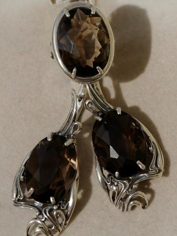 Тиффани А (кольцо из серебра)