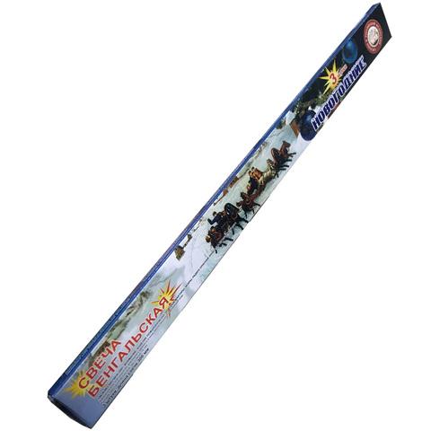 Бенгальские огни 300мм (Челябинск) ЧЛ-300т (упаковка 3 шт.)