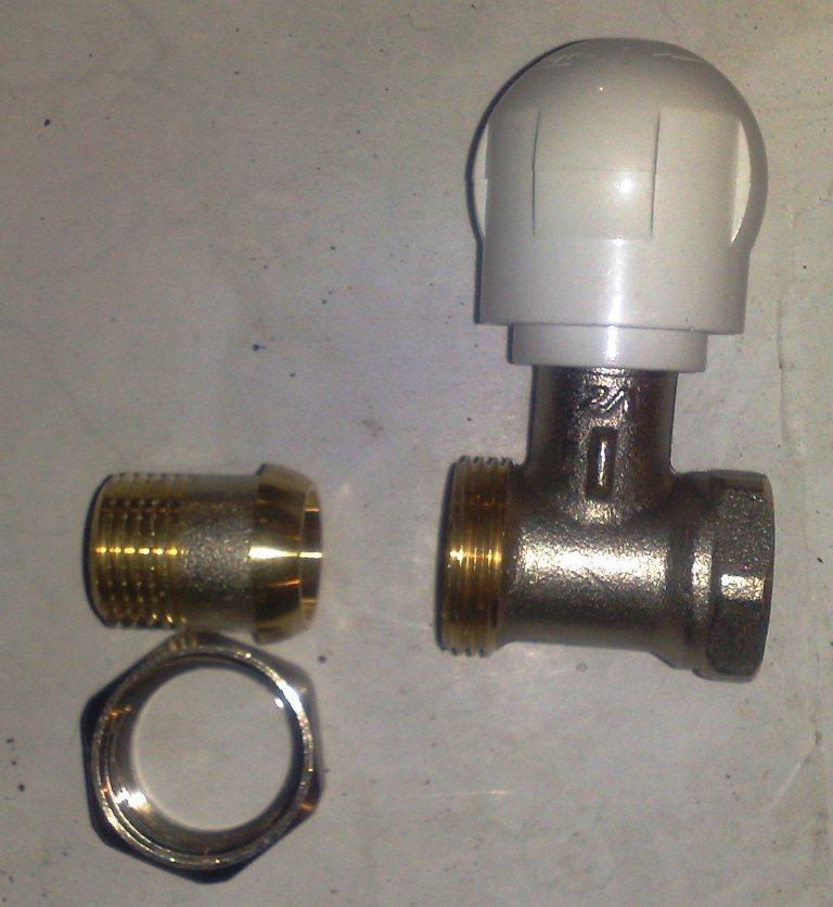 Кран для радиатора FOCUS в разборе