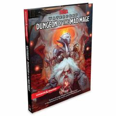 D&D Dungeon of the Mad Mage Book
