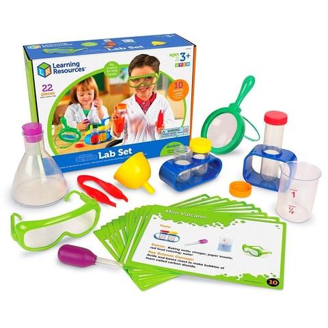 LER2784 Набор Моя первая лаборатория. Юный исследователь Learning Resources