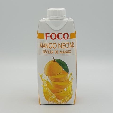Нектар манго FOCO, 330 мл
