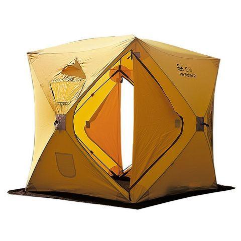 Зимняя палатка Tramp IceFisher 2 (желтый)