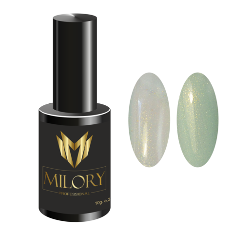 Milory, Гель-лак Wedding Collection №02, 10мл, Арт.:MLGW2