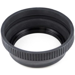 Бленда Yuenu Rubber Lens Hood UN-5172 Black 72mm