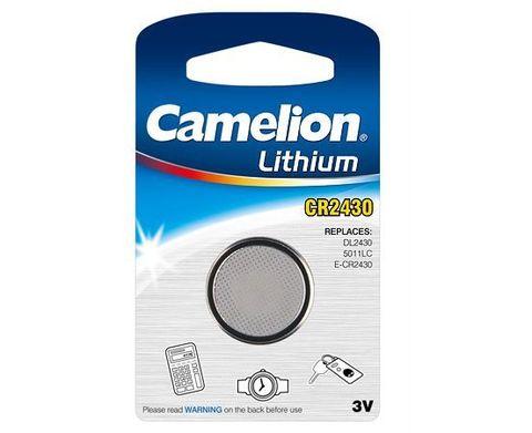 Батарейки Camelion CR 2430 / 1 BL