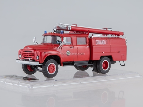 ZIL-130 AC-40 Cuba limited edition 450 pcs. 1:43 Start Scale Models (SSM)