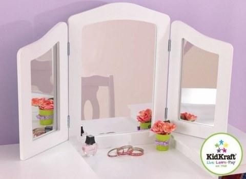 Набор мебели KidKraft для девочек Делюкс Deluxe Vanity & Chair 13018_KE